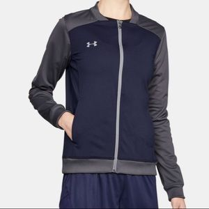 Under Armour women's bomber jacket M